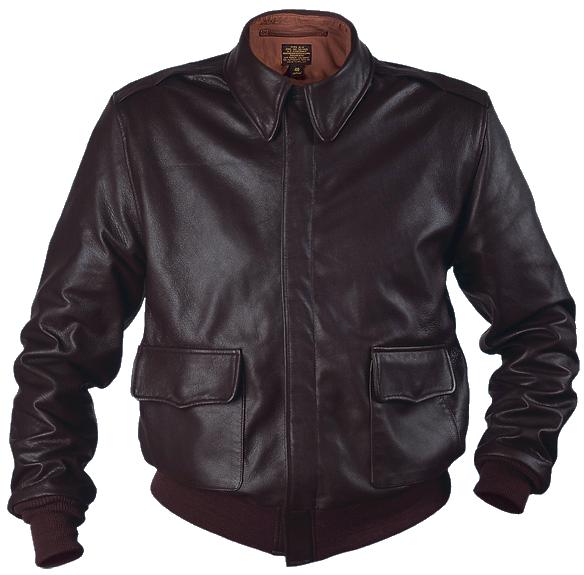 Raaf leather jacket