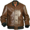 A-1 Jacket, Flight Jacket, Leather Jacket