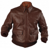 Authentic A2 Leather Flight Jackets