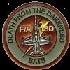 VMFA-242 bats (shoulder)