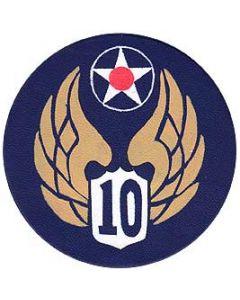 10 AF Patch