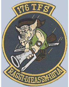 176 Tac Fighter Squadron