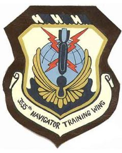 3535 Wing Patch