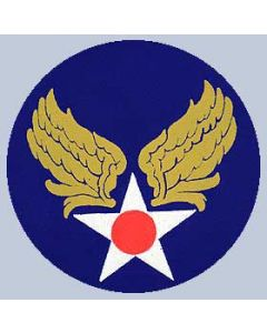 AAF HQ patch