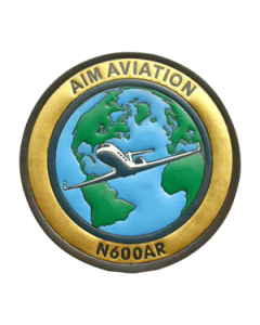 AIM Aviation Patch