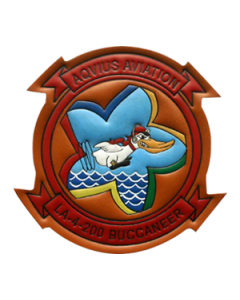 Aqvius Aviation Patch
