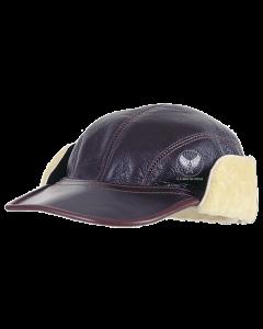 B-2 Sheepskin Cap