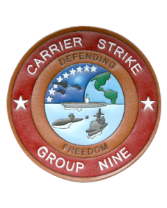 Carrier Strike Group 9 Defending Freedom