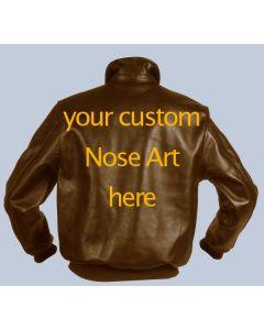 Custom Nose Art