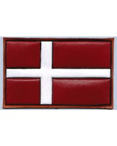 Denmark Flag patch