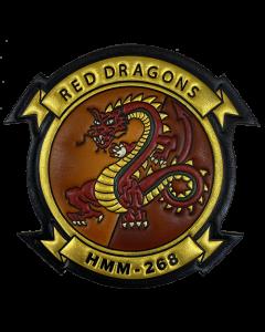 HMM 268 Red Dragons