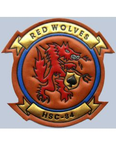 HSC 84 Red Wolves