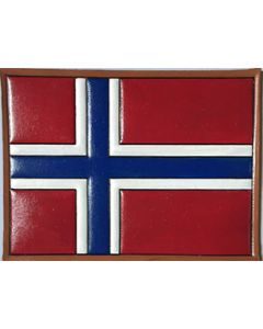 Norway Flag patch