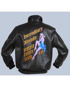 Nose Art Incendiary Blonde