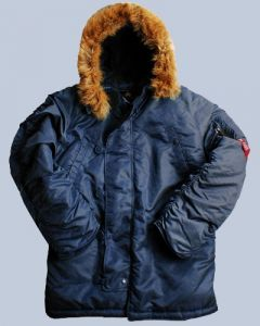 N3-B Parka Replica Blue