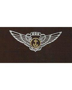 Nametag Navy Air Crew, Combat