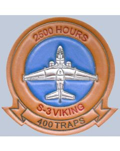 S-3 Viking 2500 hours 400 traps
