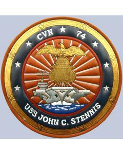USS John C. Stennis CVN 74
