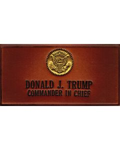 Name tag presidential seal