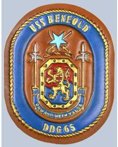 USS Benfold DDG 65