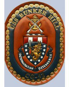 USS Bunker Hill CG 52