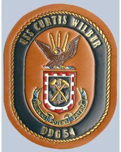 USS Curtis Wilbur DDG 54