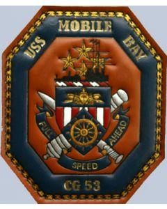 USS Mobile Bay CG 53