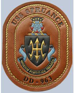 USS Spruance DD963