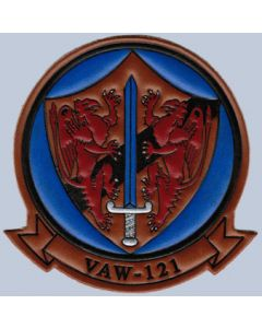 VAW - 121 Squadron patch