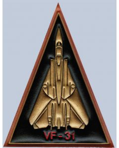 VF 31 shoulder patch