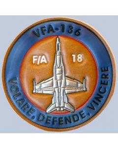 VFA 136 shoulder patch