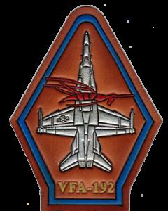 VFA 192 shoulder patch