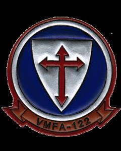 VMFA 122 Squadron patch