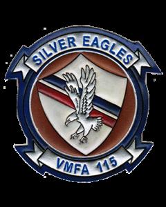 VMFA 115 Silver Eagles