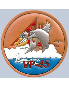 VP 45 Patch