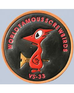 VS-33 World Famous Screwbirds