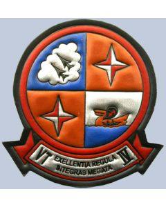 VT 4 Squadron Patch