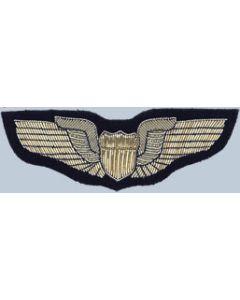 Bullion Pilot wings AF