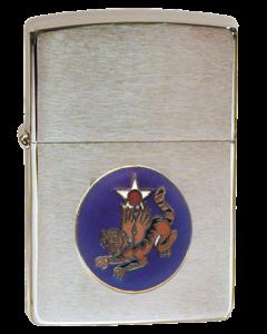 Zippo WWII 14AF emblem