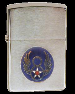 Zippo WWII 8AF emblem