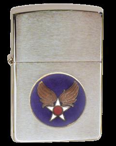 Zippo WWII AAF emblem