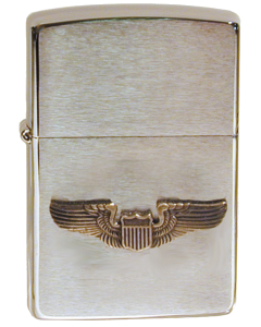 Zippo WWII Pilot wings