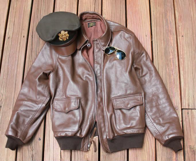 Flightjacket.com Showcase